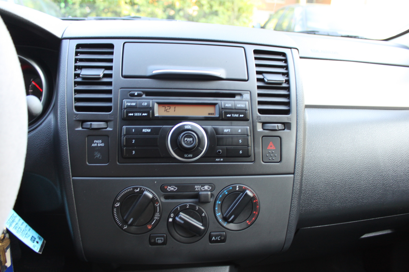 07 Nissan Sentra Aftermarket Touchscreen Gps Stereo
