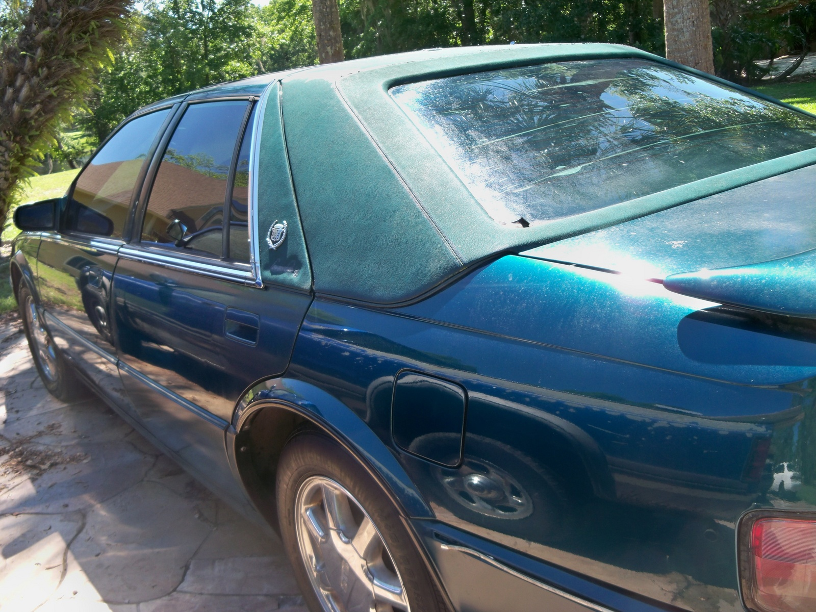 Picture of 1996 Cadillac Seville 4 Dr STS Sedan