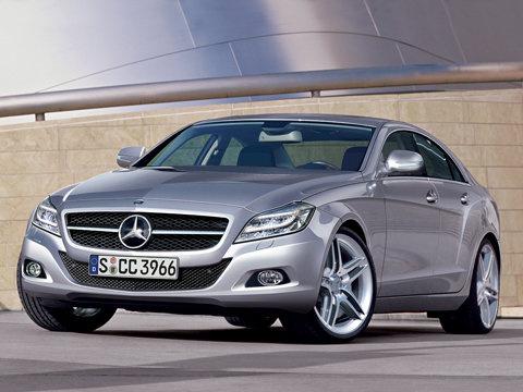 Image de 2012 Mercedes-Benz CLS-Class
