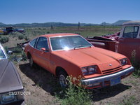 1975 Chevrolet Monza, In the grave yard waiting on some attention, exterior