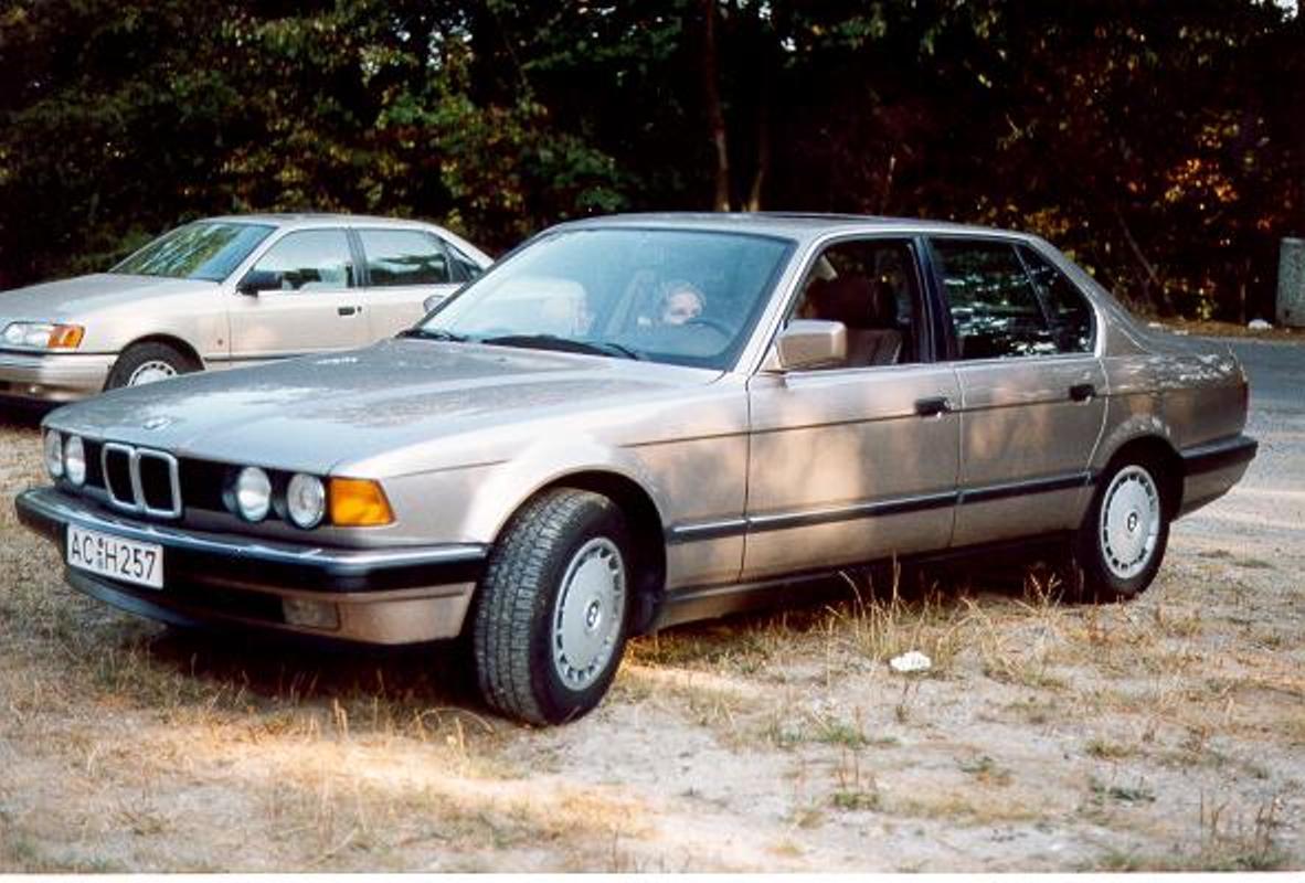 1988 Bmw 7 Series Exterior Pictures Cargurus
