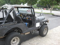 1961 Jeep CJ-5 Overview
