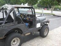 1961 Jeep CJ5 Overview
