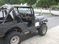 1961 Jeep CJ5 Overview