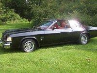 1979 Dodge Magnum, 1979 Black Dodge Magnum XE/GT (E58-360ci HP 4bbl Police) w/T-Tops , exterior