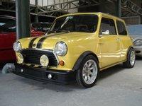 1961 Morris Mini Overview