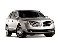 2012 Lincoln MKT, Front quarter view copyright AOL Autos. , exterior