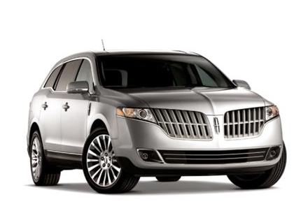 2012 Lincoln MKT