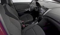 2012 Hyundai Accent, Front Seat. , interior, manufacturer