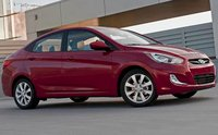 2012 Hyundai Accent, Front quarter view. , exterior, manufacturer, gallery_worthy