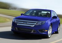 2012 Ford Fusion, Front quarter view. , exterior, manufacturer