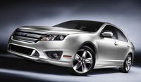 2012 Ford Fusion Overview