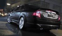 2012 Ford Fusion, Back quarter view. , exterior, manufacturer