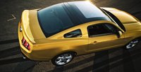 2012 Ford Mustang, Back View. , exterior, manufacturer