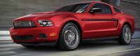 2012 Ford Mustang, Front quarter view. , exterior, manufacturer, gallery_worthy