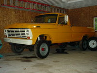 1968 Ford F-250, my 12 year project truck, still not completed, exterior