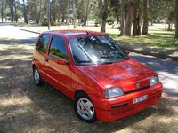 1996 FIAT Cinquecento, now a days, exterior, gallery_worthy