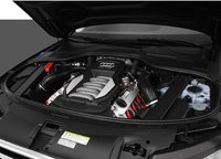 2012 Audi A8 L, Engine View, engine, manufacturer, gallery_worthy