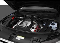 2012 Audi A8 L, Engine View, engine, manufacturer