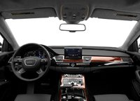 2012 Audi A8 L, Interior View, interior, manufacturer