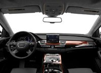2012 Audi A8 L, Interior View, manufacturer, interior