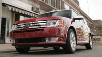 2012 Ford Flex, Front View. , exterior, manufacturer