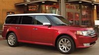 2012 Ford Flex, Front quarter view. , manufacturer, exterior
