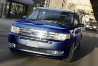 2012 Ford Flex, Front View. , manufacturer, exterior