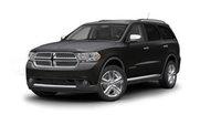 2012 Dodge Durango, Front quarter view copyright Yahoo Autos. , exterior, manufacturer