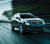 2012 Cadillac SRX, Front quarter view. , exterior, manufacturer, gallery_worthy