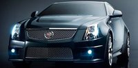 2012 Cadillac CTS-V Coupe Picture Gallery