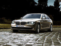 2012 BMW 7 Series, Front View, manufacturer, exterior
