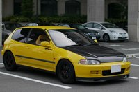 1995 Honda Civic Si Hatchback, 1995 Honda Civic 2 Dr Si Hatchback picture, exterior