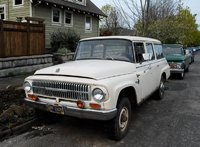 Picture of 1966 International Harvester Travelall, exterior, gallery_worthy