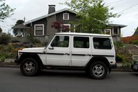Picture of 2002 Mercedes-Benz G-Class G 500, exterior, gallery_worthy