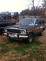 1993 Jeep Grand Wagoneer 4 Dr STD 4WD SUV picture, exterior