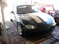 1999 Mazda MX-5 Miata, Finally all back together, and ready to autocross!, exterior