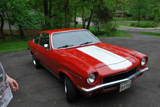 1971 Chevrolet Vega - Pictures - CarGurus.com