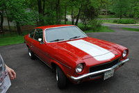 1971 Chevrolet Vega, I just purchased this from the original owner. This is an all original. I have the original bill of sale.....really......they cost $3,200 in 1971!!!!! , exterior