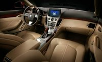 2012 Cadillac CTS Coupe, Interior View, interior, manufacturer