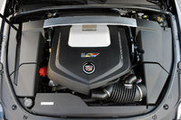2012 Cadillac CTS-V Coupe, Engine View, manufacturer, engine