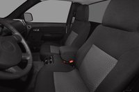 2012 GMC Canyon, Interior View, interior, manufacturer