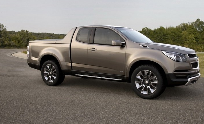 2012 Chevrolet Colorado, Interior View, manufacturer, interior