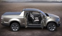 2012 Chevrolet Colorado, Right Side View, exterior, interior, manufacturer, gallery_worthy