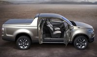 2012 Chevrolet Colorado, Right Side View, manufacturer, exterior, interior