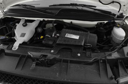 2012 Chevrolet Express, Engine View, engine, manufacturer
