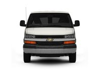 2012 Chevrolet Express, Front View, exterior, manufacturer