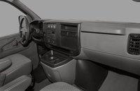2012 Chevrolet Express, Interior View, interior, manufacturer, gallery_worthy