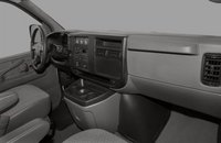 2012 Chevrolet Express, Interior View, interior, manufacturer