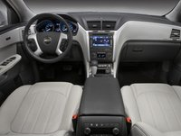 2012 Chevrolet Traverse, Interior View, interior, manufacturer